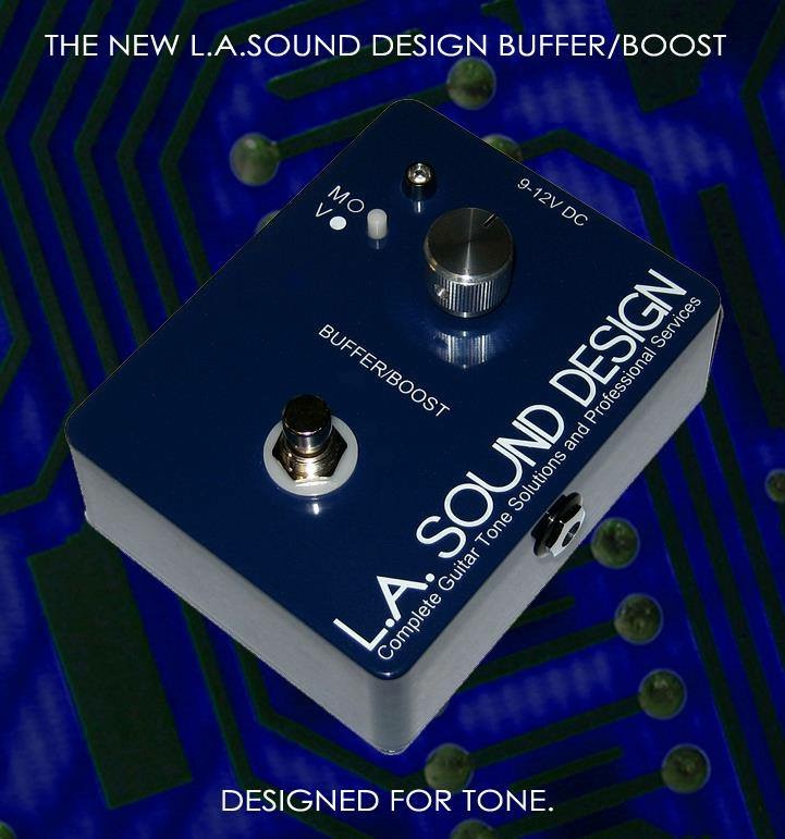 LA Sound Design Buffer / Boost