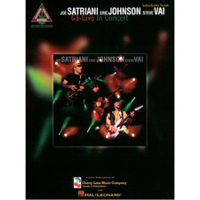 Hal Leonard - SELECTIONS FROM G3 LIVE IN CONCERT
