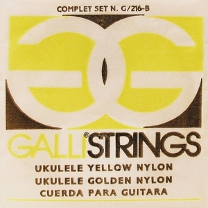 Galli String - G216-Yellow soprano